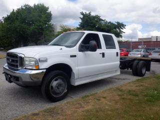 Used 2004 Ford F-550 Cab and Chassis  Crew Cab 4WD Dually for sale in Burnaby, BC