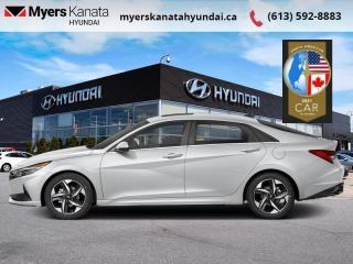 New 2021 Hyundai Elantra Essential IVT  - $146 B/W for sale in Kanata, ON