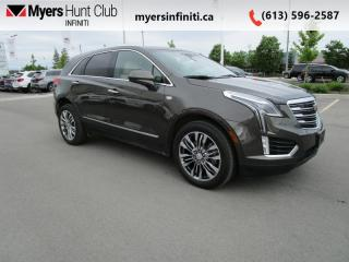 Used 2019 Cadillac XT5 Premium Luxury AWD  -  Navigation for sale in Ottawa, ON