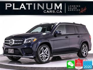 Used 2018 Mercedes-Benz GLS Class GLS450, 7 PASS, AMG EXT, NAV, PANO, MASSAGE for sale in Toronto, ON