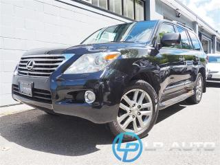 Used 2009 Lexus LX 570 4dr All-wheel Drive for sale in Richmond, BC
