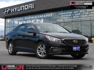 Used 2017 Hyundai Sonata GLS  - Bluetooth -  Heated Seats - $115 B/W for sale in Nepean, ON
