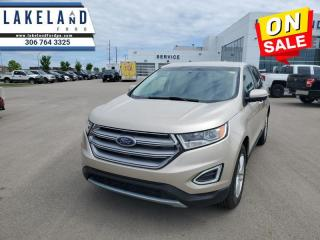 Used 2018 Ford Edge SEL  - Bluetooth -  Heated Seats - $186 B/W for sale in Prince Albert, SK