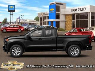 Used 2019 Chevrolet Silverado 1500 Custom for sale in St Catharines, ON