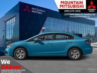 Used 2015 Honda Civic Sedan LX  - Bluetooth -  Cruise Control - $95 B/W for sale in Mount Hope (Hamilton), ON