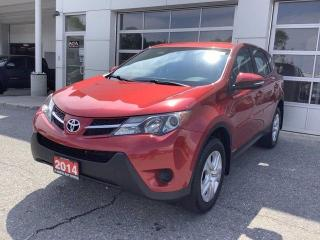 Used 2014 Toyota RAV4 AWD 4dr LE for sale in North Bay, ON
