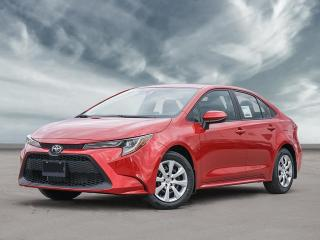 New 2021 Toyota Corolla LE UPGRADE for sale in North Bay, ON