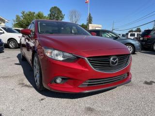 Used 2014 Mazda MAZDA6 GT for sale in Ottawa, ON