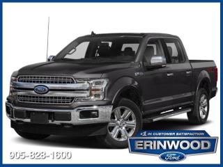 Used 2020 Ford F-150 Lariat for sale in Mississauga, ON