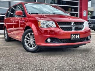 Used 2014 Dodge Grand Caravan 30th Anniversary | Clean CarFax | One Owner for sale in Guelph, ON
