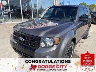 Used 2012 Ford Escape XLT-4WD, Keyless Entry Keypad for sale in Saskatoon, SK