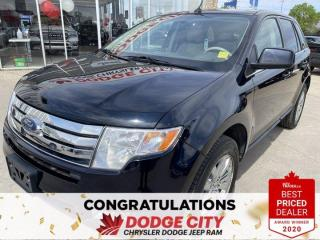 Used 2009 Ford Edge Limited-AWD, Accident Free, Heated Seats for sale in Saskatoon, SK