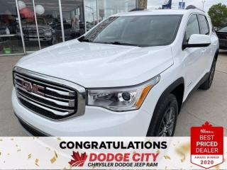 Used 2017 GMC Acadia SLT-AWD,Accident Free,Htd.Seats,Remote Start for sale in Saskatoon, SK