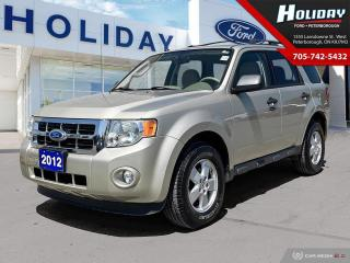 Used 2012 Ford Escape XLT for sale in Peterborough, ON
