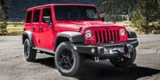 Used 2015 Jeep Wrangler Unlimited Sport S for sale in Dartmouth, NS