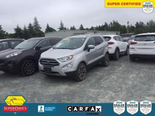Used 2020 Ford EcoSport Titanium for sale in Dartmouth, NS
