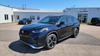 New 2021 Toyota Highlander XSE AWD XSE for sale in Port Hawkesbury, NS