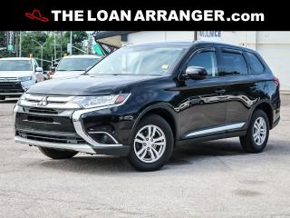 Used 2018 Mitsubishi Outlander for sale in Barrie, ON