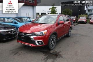 Used 2018 Mitsubishi RVR GT for sale in Nanaimo, BC