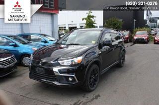 Used 2017 Mitsubishi RVR Black Edition for sale in Nanaimo, BC