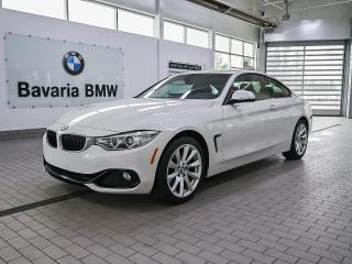 Used 2014 BMW 428i xDrive Coupe for sale in Edmonton, AB
