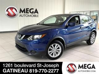 Used 2017 Nissan Qashqai S AWD for sale in Gatineau, QC