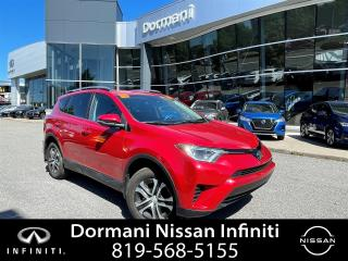 Used 2017 Toyota RAV4 LE FWD for sale in Gatineau, QC