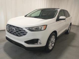 New 2021 Ford Edge Titanium AWD for sale in Regina, SK