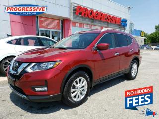 Used 2018 Nissan Rogue SV HEATED SEATS / BACKUP CAMERA for sale in Sarnia, ON