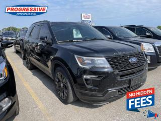 Used 2018 Ford Explorer SPORT for sale in Sarnia, ON