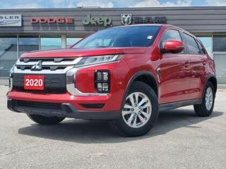 Used 2020 Mitsubishi RVR for sale in Listowel, ON