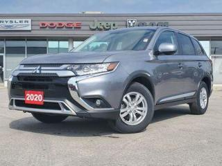 Used 2020 Mitsubishi Outlander for sale in Listowel, ON