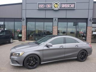 Used 2017 Mercedes-Benz CLA-Class 250 4dr Sdn CLA 250 4MATIC for sale in Thunder Bay, ON