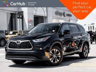 Used 2020 Toyota Highlander XLE AWD Heated Seats Sunroof Driver Assists Backup Camera for sale in Thornhill, ON