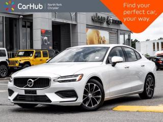 Used 2019 Volvo S60 Momentum T5 Heated Seats & Wheel Backup & 360 Cameras Panoramic  Roof for sale in Thornhill, ON