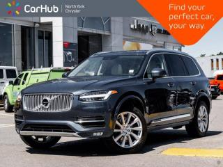 Used 2018 Volvo XC90 Inscription T6 AWD Heated & Vented Seats Backup & 360 Cameras Panoramic Roof for sale in Thornhill, ON