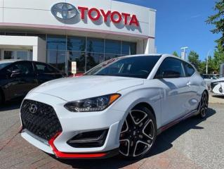 Used 2020 Hyundai Veloster N N 6sp for sale in Surrey, BC
