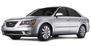 Used 2010 Hyundai Sonata LIMITED w/ NAVI / LEATHER / SUNROOF for sale in Calgary, AB