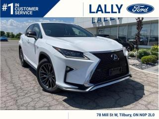 Used 2018 Lexus RX 350 RX 350, Mint, Only 26,781 kms!! for sale in Tilbury, ON