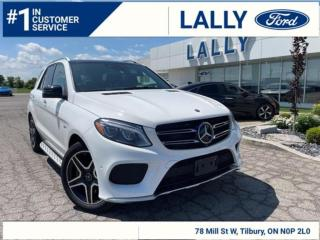 Used 2018 Mercedes-Benz AMG GLE 43 AMG GLE 43, Only 35361 kms!!! for sale in Tilbury, ON