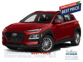New 2021 Hyundai KONA 2.0L Preferred for sale in Sudbury, ON