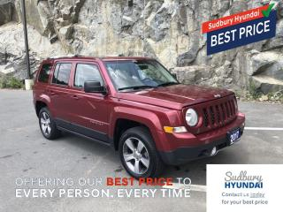 Used 2017 Jeep Patriot Sport/North for sale in Sudbury, ON