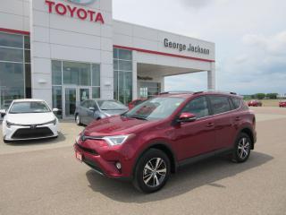 Used 2018 Toyota RAV4 XLE for sale in Renfrew, ON