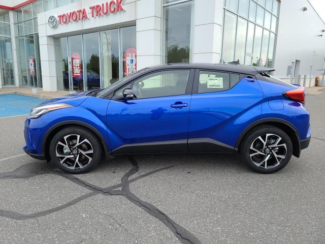 2021 Toyota C-HR XLE Premium