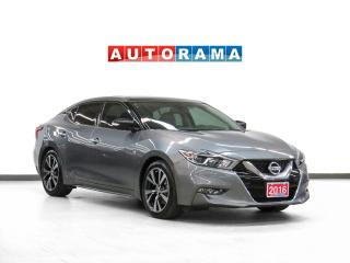 Used 2016 Nissan Maxima SL NAVIGATION LEATHER PANO-SUNROOF BACKUP CAM for sale in Toronto, ON
