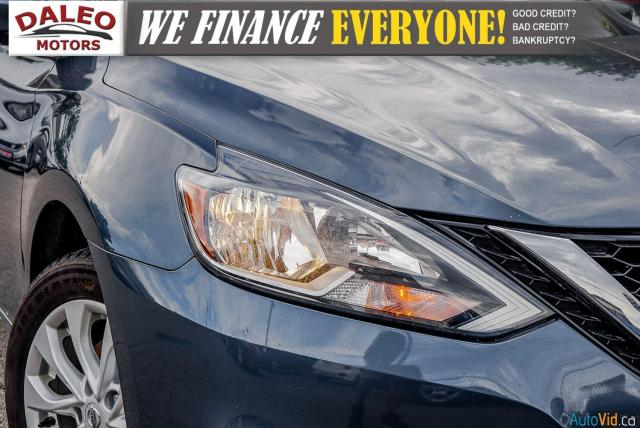 2018 Nissan Sentra SV / BACK UP CAM / KEYLESS GO / USB INPUT / Photo2