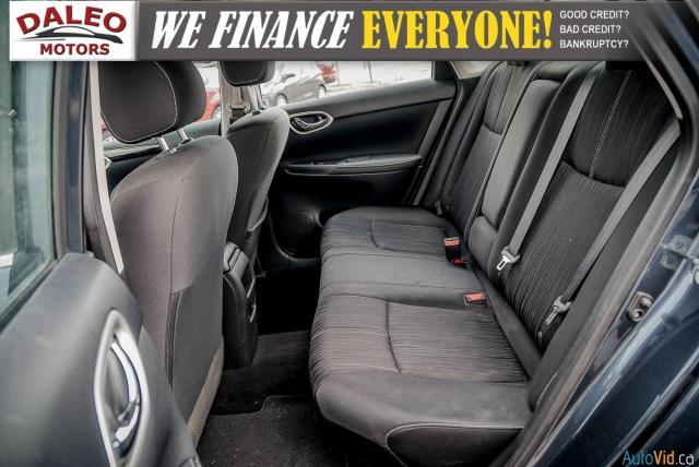 2018 Nissan Sentra SV / BACK UP CAM / KEYLESS GO / USB INPUT / Photo12