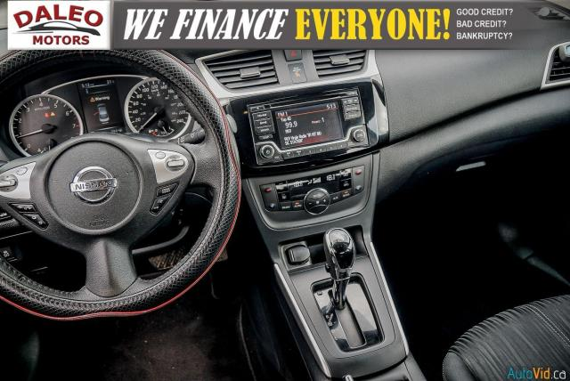 2018 Nissan Sentra SV / BACK UP CAM / KEYLESS GO / USB INPUT / Photo15