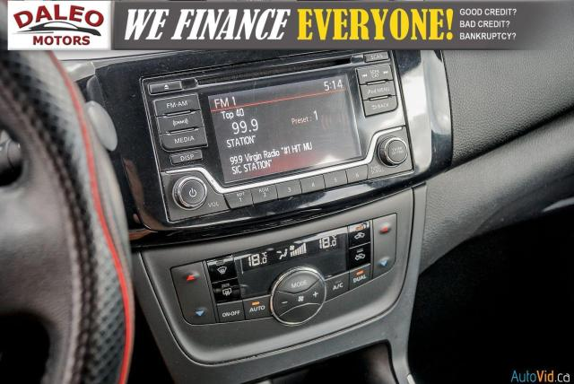 2018 Nissan Sentra SV / BACK UP CAM / KEYLESS GO / USB INPUT / Photo21