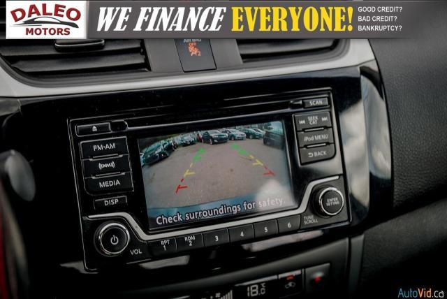 2018 Nissan Sentra SV / BACK UP CAM / KEYLESS GO / USB INPUT / Photo24